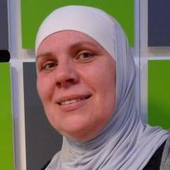 Kr. Sand: Dorota Abu-Salah