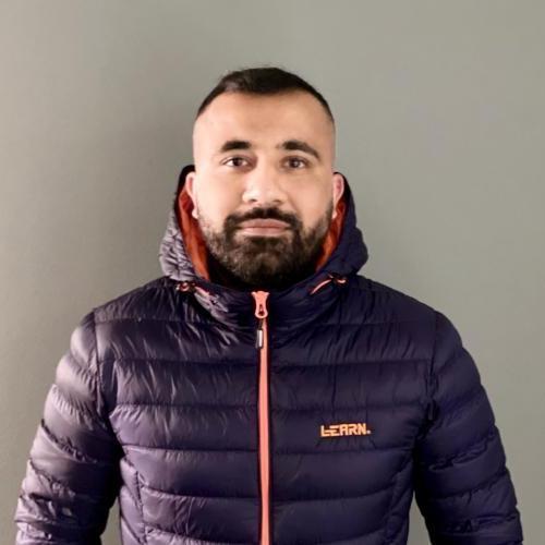 Mohammad Ali Malik Manuell