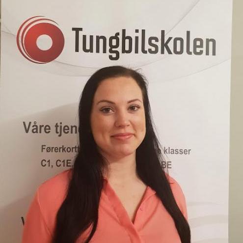 Therese Holm Haringstad - Avd Rudshøgda