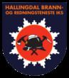 Hallingdal brann- og redningstjeneste iks logo