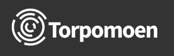 Torpomoen Drift logo