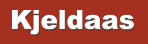 Kjeldaas as logo