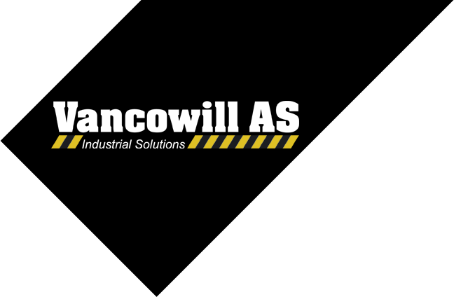 Vancowill industrial solution as logo
