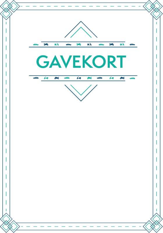 Gavekortmotiv #2