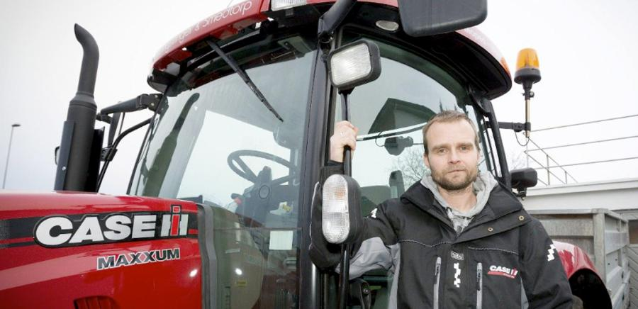 Regler for traktor er forvirrende