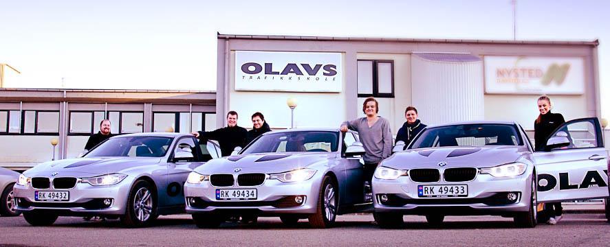 Vi kjører BMW. Vi kaller det å kjøre med stil – Kjørestil.