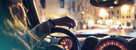 Innsikt i trafikken. Frihet er belønningen.