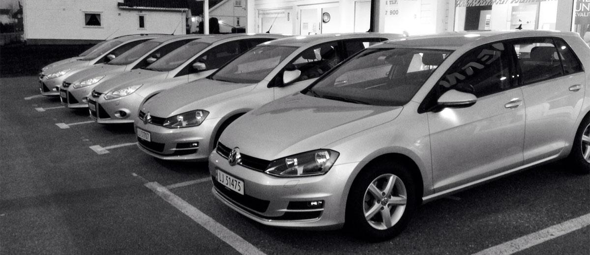 VW skolebiler